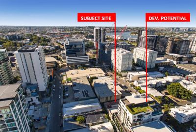 INNER-CITY MIXED USE DEVELOPMENT OPPORTUNITY!