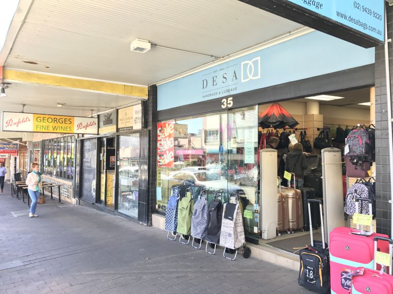 First Class Retail Opportunity