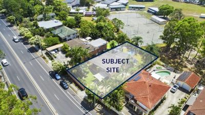 Medium Density Site in Inner City Benowa