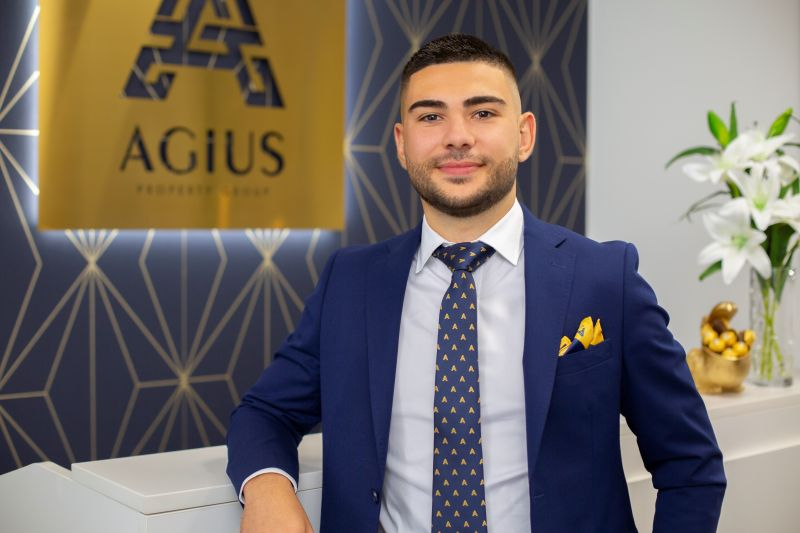 Michael Karanicolas Real Estate Agent