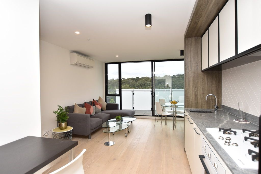 Stylish and Perfectly Situated Furnished Two Bedroom Apartment!