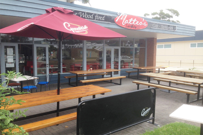 Business for sale - Matteo's Pizza Cafe / Restaurant - Sussex Inlet, NSW