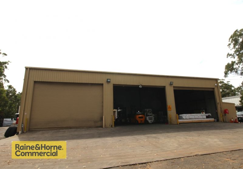 Freehold Industrial Building and Excellent Land Holding