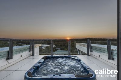 UNDER OFFER - On Top of the World - Hidden Paradise with Views Views Views ! Big Spectacular Show Home over 3 Levels with Separate Spaces for All.