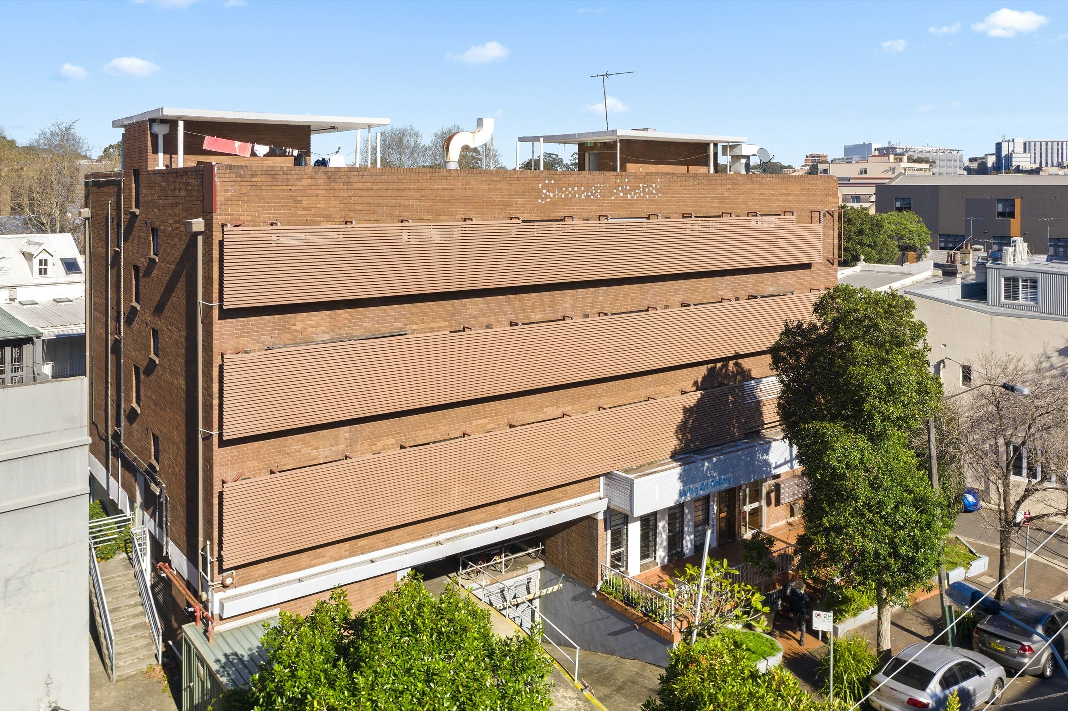 305/1 Meagher Street Chippendale 2008