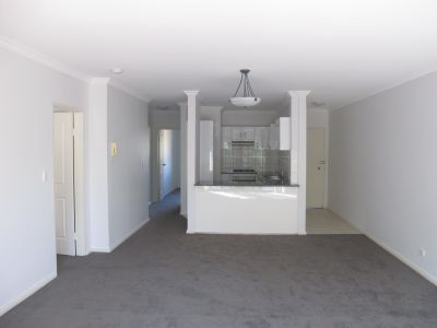 Newly renovated 3 bedroom living space