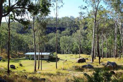 Conservation Lifestyle - a Peaceful Retreat in the Natural World