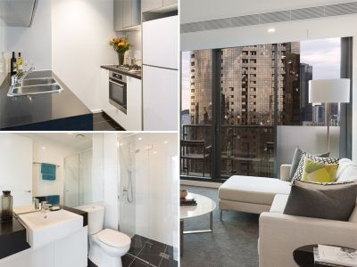 Southbank Grand: Gorgeous 2 Bedroom with Fantastic Building Facilities!
