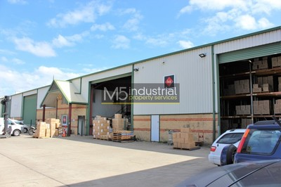 1,752sqm - Fully Racked Industrial Warehouse