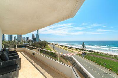 Entire Floor Beachfront Residence - Pet Friendly-Marina Berth