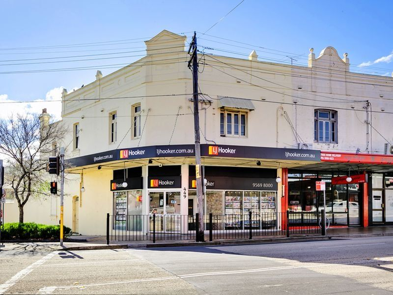 1/449 New Canterbury Road, Dulwich Hill