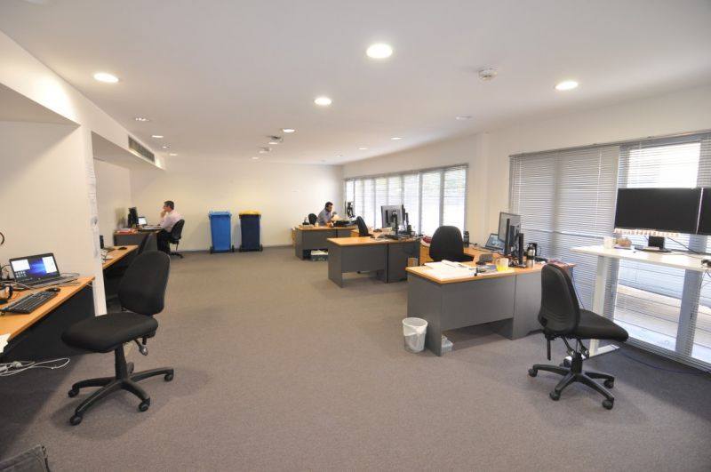Architecturally designed professional offices