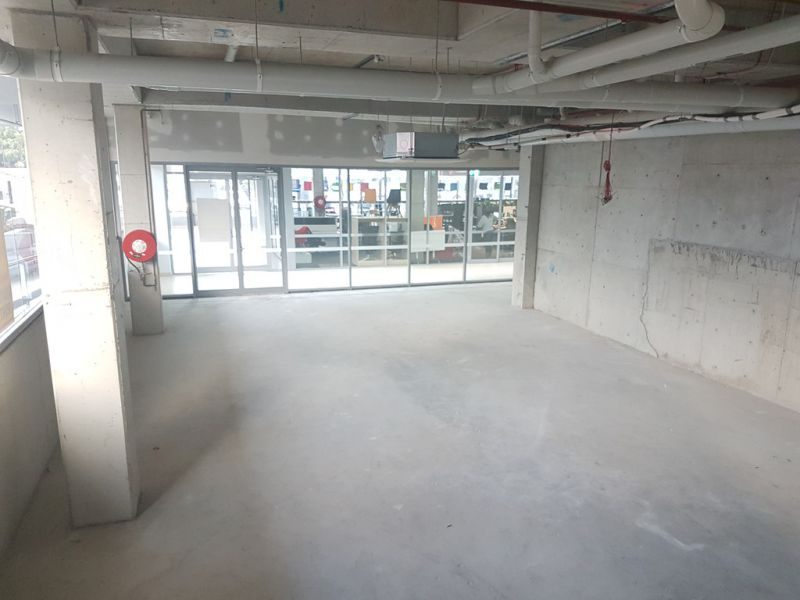 Open Plan Retail/Commercial Space close to Kogarah Station