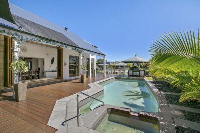 River Park Estate Waterfront Home!!