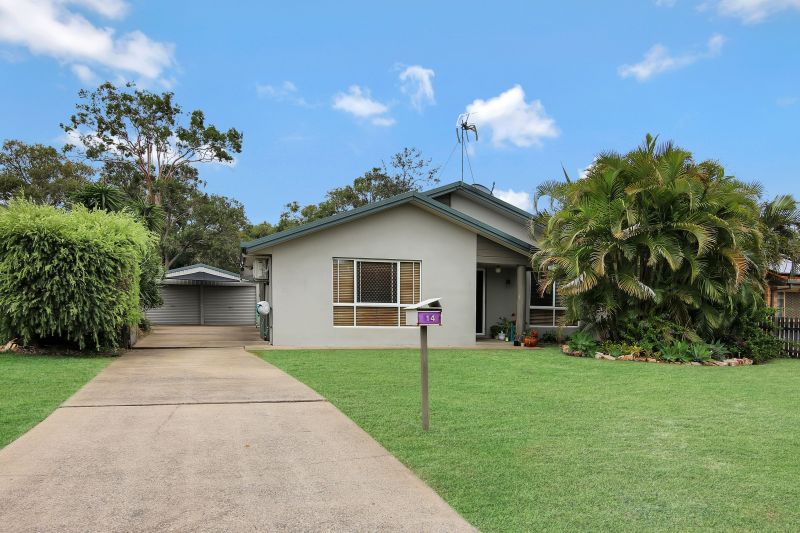 14 Bergin Court Torquay, Qld