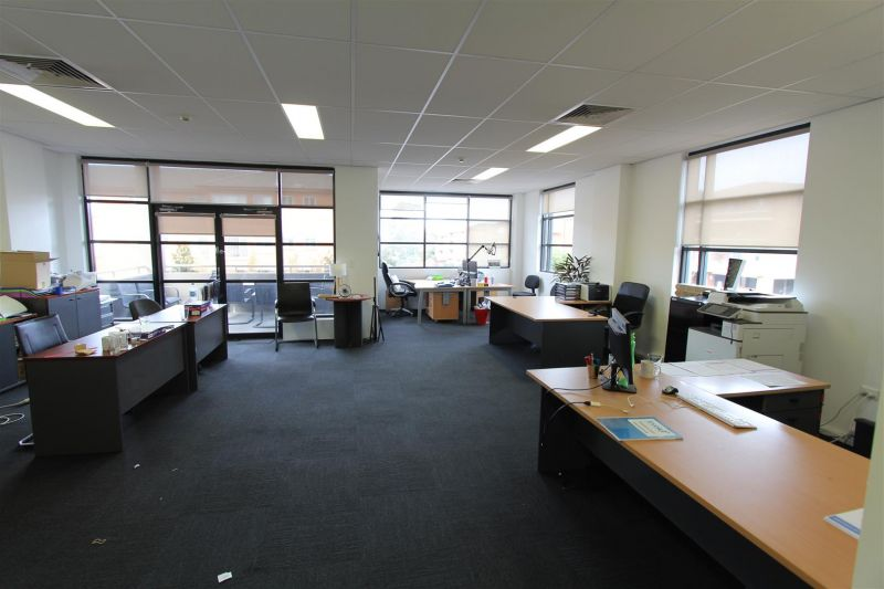 Modern Office with corporate feeling