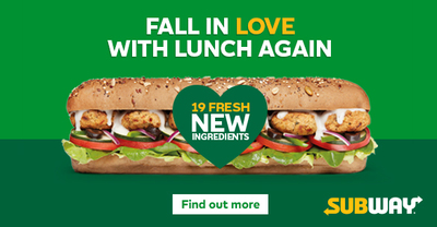 Subway Franchise outlet for sale Melbourne CBD - Ref: 17621