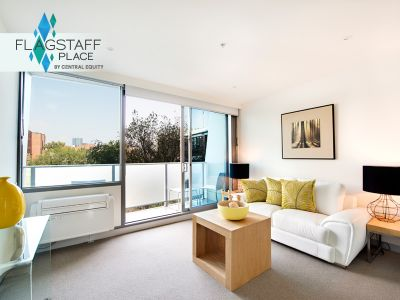Flagstaff Place: 13th Floor - Whitegoods Included! L/B