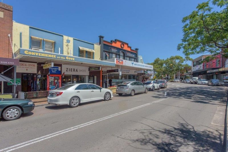 HIGH TRAFFIC RETAIL IN THE HEART OF LANE COVE'S SHOPPING VILLAGE. HUGE FRONTAGE TO LONGUEVILLE ROAD...