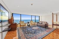 Uninterrupted Oceanfront Views, Spacious Open Plan Living & Dining, Positioned in Landmark