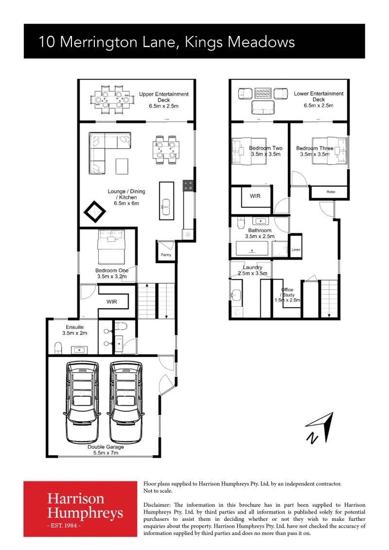 10 Merrington Lane Floorplan