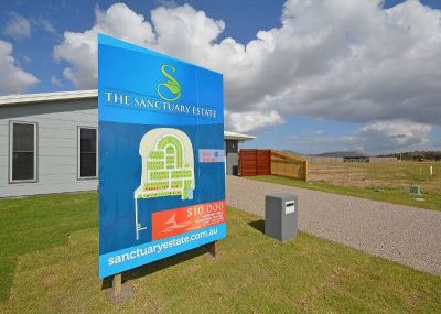 Your New Home Awaits In Sanctuary Estate