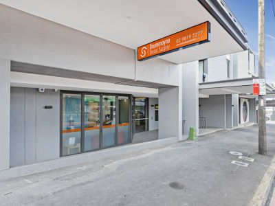 A-grade retail space with investment rewards