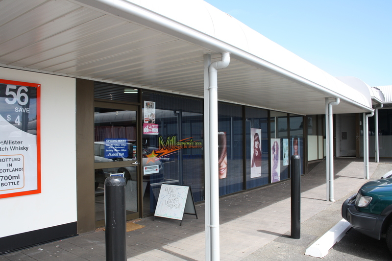 Suburban Shopping Centre with Strong Tenancy Mix - Burnie, Tasmania