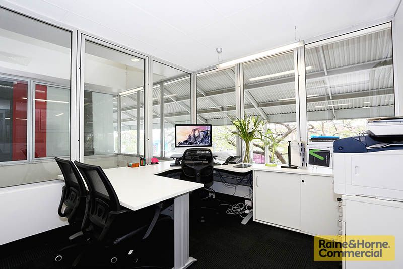 64sqm Professional Office Suite with Architectural Fitout