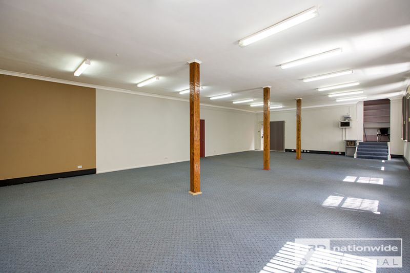 Large Open Plan Space Upstairs