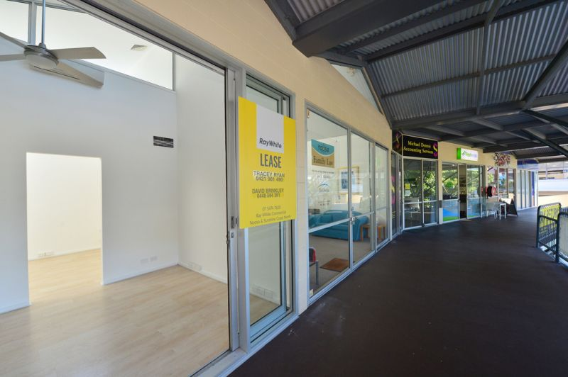 Noosa Heads Office With Fit Out