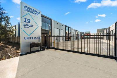 Unit 24, 19 Export Drive, Brooklyn