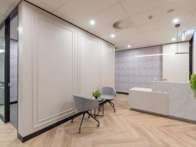 MILTONS PREMIER FITTED OFFICES!