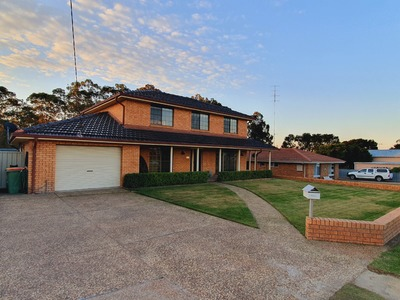 Executive Family Home on 1012m2 block