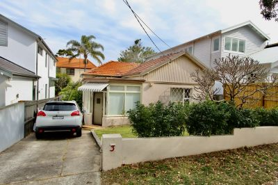 Family Bungalow With Exciting Potential  Large North-Facing Block In Sought After North Bondi Location