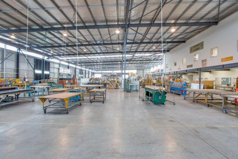 A New Standard in Office Warehousing