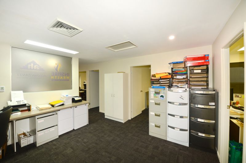 Quality Office Space With Basement Parking