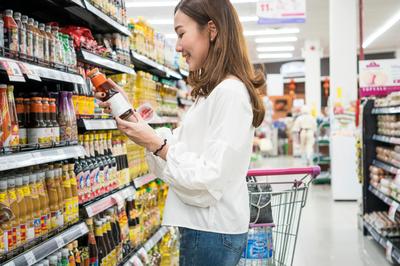 Modern Set-up Asian  Supermarket – Ref: 10247
