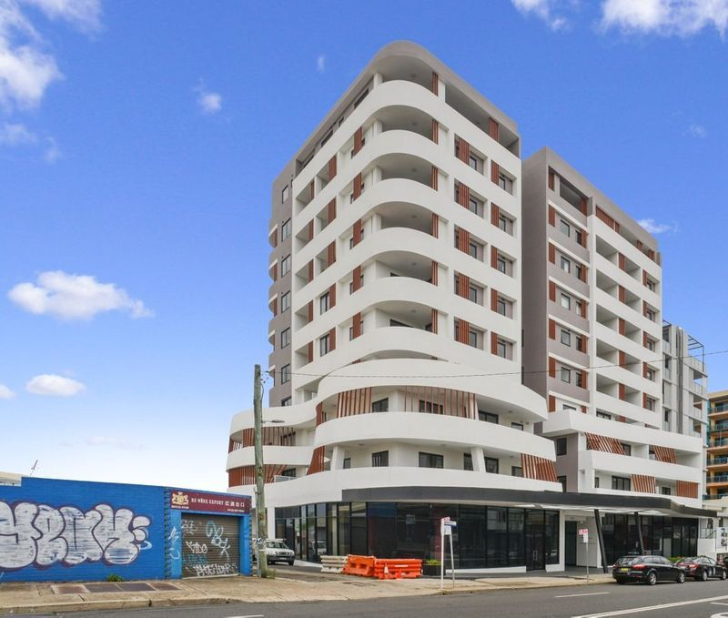 106/8 Burwood Road, Burwood