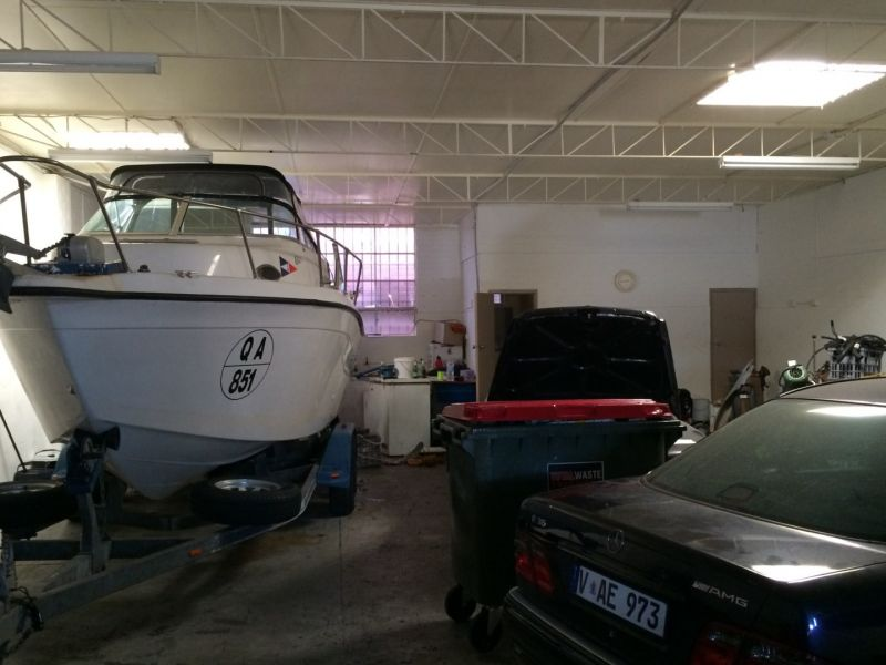 FACTORY / WORKSHOP WITH STREET FRONTAGE - GREAT FOR SMALL WORKSHOP OR GENERAL STORAGE