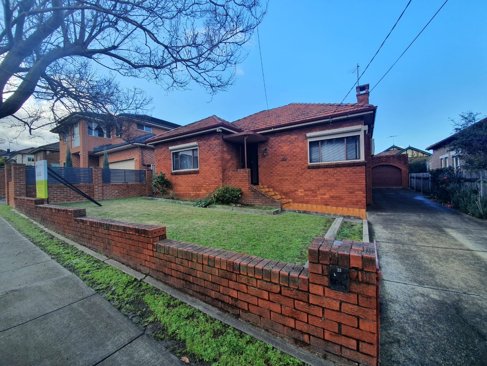 20 Frances Avenue, Strathfield South NSW 2136