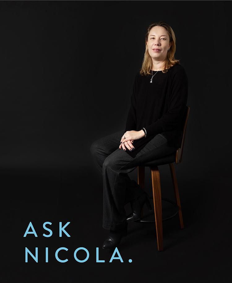 Nicola Watson real estate agent