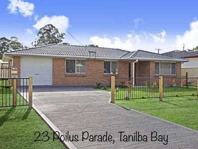 Be Quick To Secure This 3 Bedroom Home!