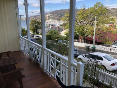Spacious Battery Point Terrace House ,$600pw.