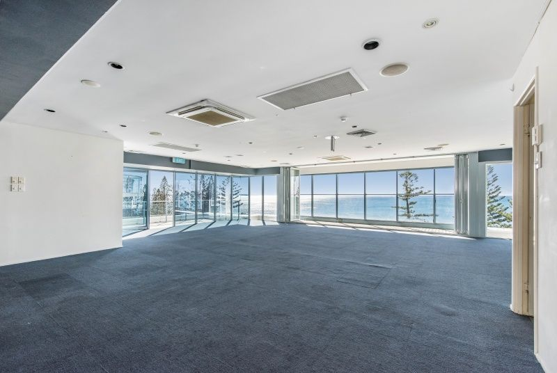 Penthouse Office Or Commercial Space With Sweeping Views