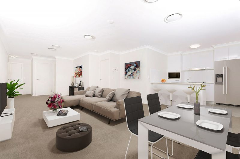 Well Appointed Oversized Two Bedroom Unit