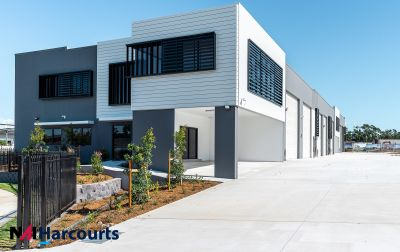 Brand New Industrial Unit  - Front Of Complex