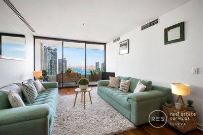 Price Improvement - An elite Yarra's Edge retreat with water views that will inspire