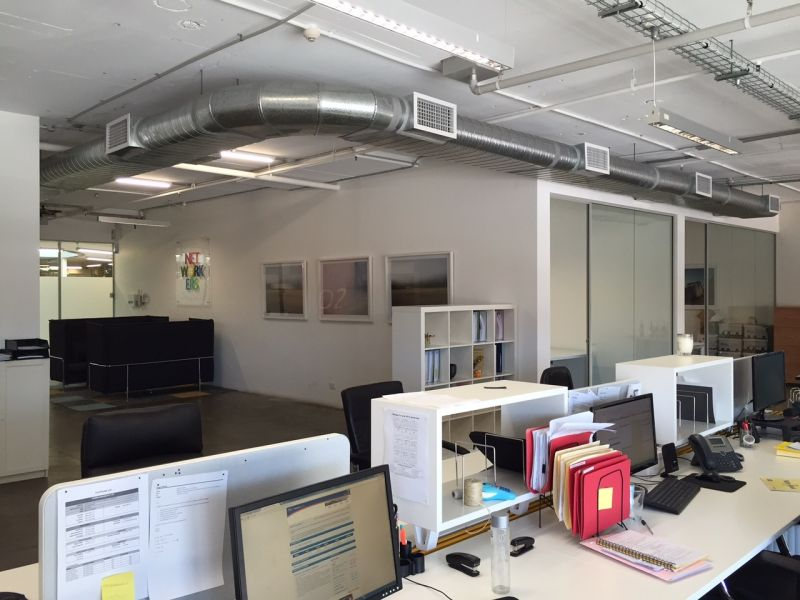 Fully fitted out contemporary office
