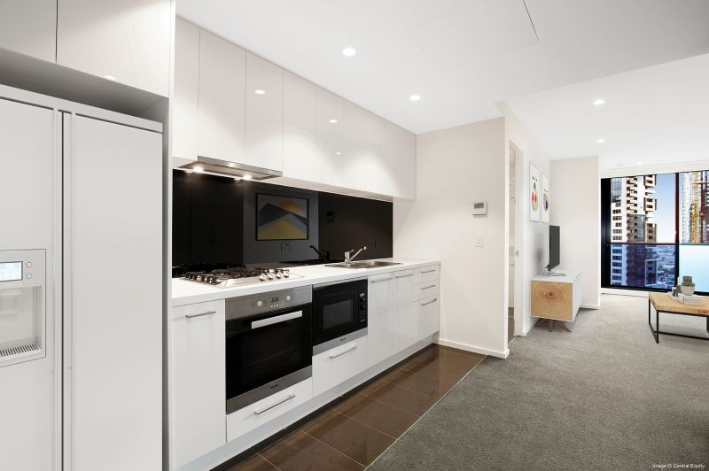 Southbank Central: Stunning One Bedroom Apartment in the Heart of Southbank!